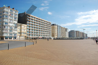 Oostende - Huis / Maison - Port Vendres - appartement A2